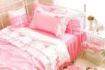 دکوراسیون اتاق خواب دخترانه ساده کلاسیک بسیار زیبا و لاکچری