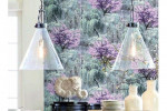 جدیدترین کاغذ دیواری پذیرایی با طرح های لاکچری برای خانه های مدرن
