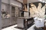جدیدترین مدل دکوراسیون آشپزخانه عروس 2018 سری 5 لوکس + عکس