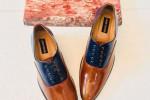 شیک ترین مدل کفش مجلسی مردانه با جذاب ترین طرح های مد سال
