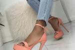 کفش زنانه مجلسی جدید با طراحی زیبا و مد روز