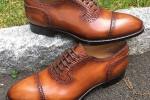 ۵۰ طرح جدید از انواع مدل کفش مجلسی مردانه براق (کفش مردانه چرم)