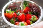نحوه شستن انواع میوه چگونه است ؟