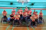 پیروزی پرافتخار تیم بسکتبال با ویلچر ایران مقابل قهرمان آفریقا