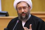 آملیلاریجانی: ما در ایران زندانی سیاسی نداریم