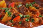 طرز تهیه ی گولاش غذای محبوب مجارستانی ها