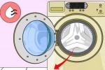 راهکارهای موثر برای از بین بردن بوی بد ماشین لباسشویی