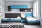 دکورسیون های اتاق دوقلوها به سبک اروپایی