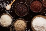 جدول کالری انواع برنج و پلو (برنج سفید، کته و قهوه ای)