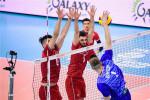 FIVB به پیروزی ایران مقابل برزیل واکنش نشان داد