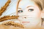 انواع ماسک جوانه گندم برای شادابی و زیبایی پوست + طرز تهیه