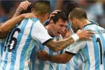 پیروزی دشوار آرژانتین در نخستین گام جام جهانی