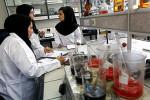 جدول وضعیت علمی کشورهای منطقه -  ایران در جایگاه اول نشست