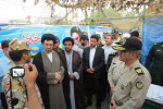 نمایشگاه دفاع مقدس در دزفول برپا شد