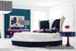 مشخصات یک اتاق خواب شاد وپر انرژی !