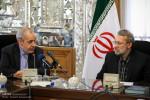 تصاویر سخنرانی علی لاریجانی در جمع مدیران آموزش و پرورش