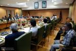 تصاویر اولین نشست مجمع عمومی روسای کتابخانه های بزرگ کشور