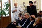 تصاویر مراسم تودیع و معارفه رئیس کتابخانه ،موزه و مرکز اسناد مجلس