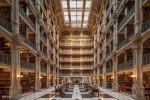 تصاویر عظیم ترین کتابخانه های جهان