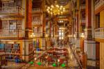تصاویر زیباترین کتابخانه های آمریکا