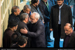 تصاویر مراسم وداع با یار دیرین انقلاب اسلامی ۱