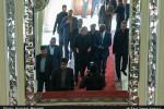 تصاویر دیدار علی لاریجانی با رئیس مجلس ملی جمهوری مالی