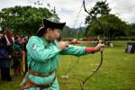 عکسهای جشنواره تیراندازی سنتی در مالزی