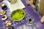 آموزش خورشت کرفس خوش رنگ (فیلم)