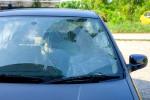 5 علت شکستن ناگهانی شیشه ماشین (خودکشی شیشه)