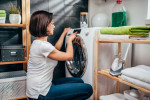 فعال و غیر فعال کردن قفل کودک ماشین لباسشویی