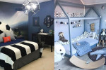 مدلهای دکوراسیون اتاق خواب پسر بسیار جذاب و دیدنی