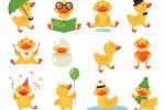 5 شعر زیبا و کودکانه با موضوع جوجه و جوجه اردک