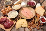 درمان گرفتگی عضلات بدن به کمک مواد غذایی