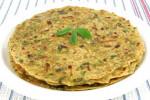 آموزش ویژه تهیه نان زیتون و سبزیجات