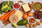 حبوبات و منابع غذایی سرشار از ویتامین A