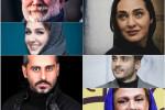 چهره ها و بازیگرانی که در اکباتان زندگی می کنند