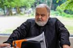 اکبر عبدی بستری شد / اولین تصاویر اکبر عبدی در بیمارستان