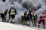 تصویری از حادثه پالایشگاه تهران که پربازدید شد