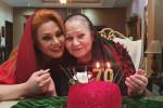 تصاویر جشن تولد ۷۰ سالگی مادر نسرین مقانلو