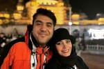 تصاویر ویلای زیبای صبا راد و همسرش مانی رهنما