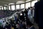 کلیپ جشن امام زمان در ورزشگاه امام رضا مشهد
