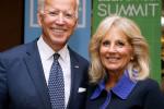 اولین عکس دو نفره ی جو بایدن و همسرش پس از پیروزی
