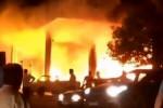 تلفات جانی ناشی از  انفجار در پمپ بنزین پیروزی تهران