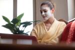زنجبیل و چاقی صورت : دو ماسک ساده ی زنجبیلی برای پوست