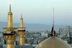 حرم امام رضا (ع) سوگوار شهادت سپهبد سلیمانی
