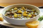 طرز تهیه خورش کرفس ساده و با لوبیا
