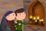 کاردستی شب قدر برای کودکان + آموزش تصویری