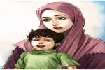 ۱۲ شعر کودکانه برای روز مادر   روز مامان های خوشگل و مهربون مبارک