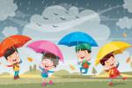 شعر کودکانه باران   قشنگ ترین شعرهای کودکانه در مورد باران