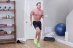 تمرینات هوازی تند برای داشتن بدن عضلانی